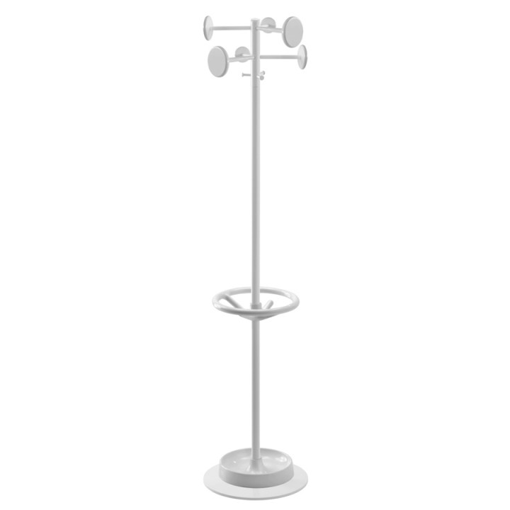 Super Ego - Coat stand with umbrella stand kit