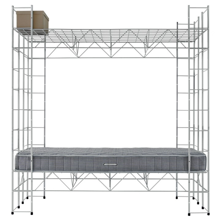 """Abitacolo (""""Little House"""") - Multifunctional bed, frame only"""