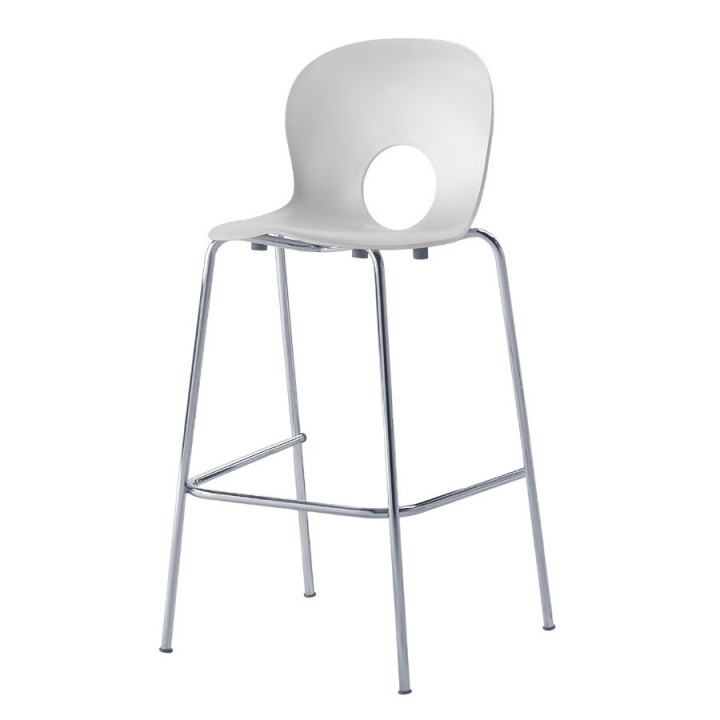 Olivia - Stackable high stool