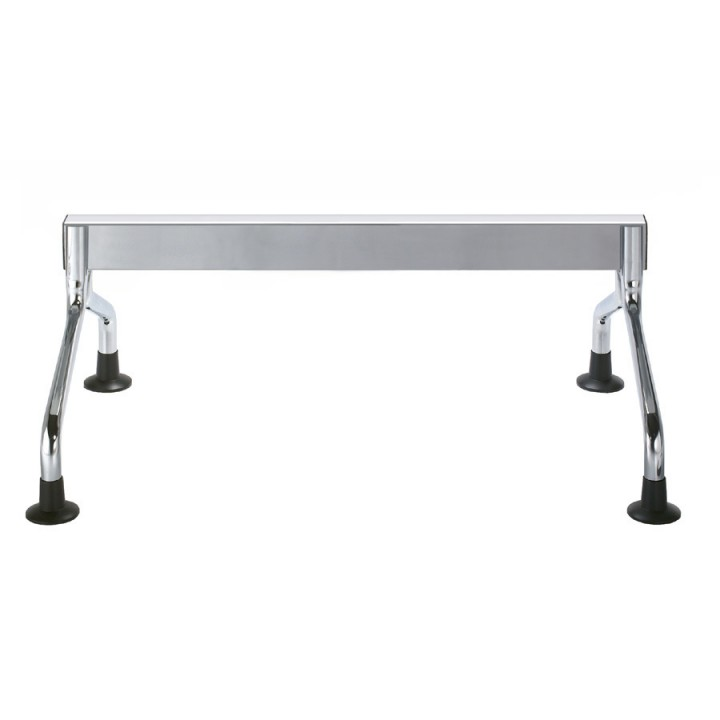 Olivia - Hanging rail with legs for seats and tables