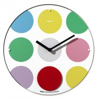 Appuntamento - Bubble - Pendulum wall clock