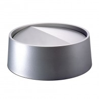 Status - Ring with flip top lid