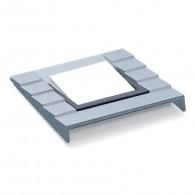 Status - Memo pad-holder