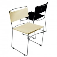 Delfina - Stackable chair