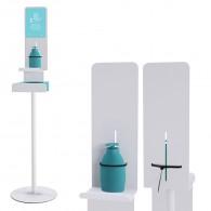 Dixpenser - Free-standing sanitizing station