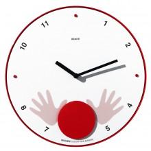Appuntamento - Giocoliere - Pendulum wall clock