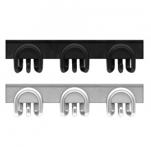 Treposti - Triple wall coat hanger