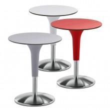 "Zanziplano - Round side table diameter 23.50 """